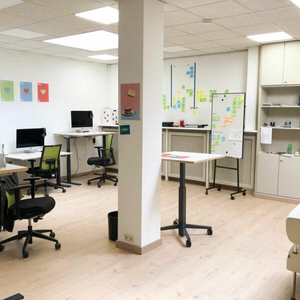 Bürofläche im Pixel Campus